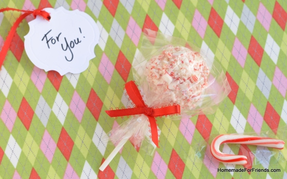 Individually wrapped Fake Pops make a great gift on their own too!