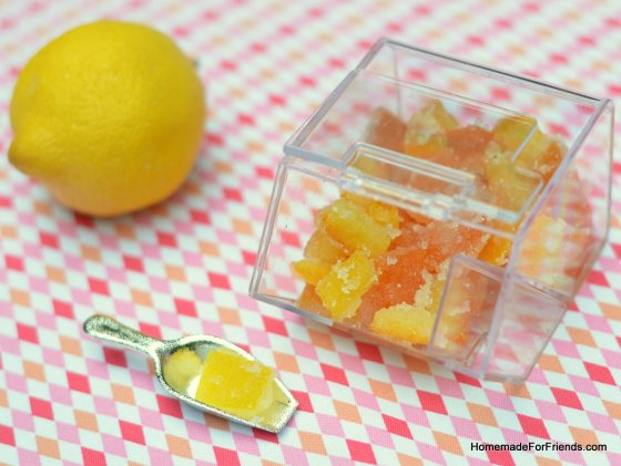 Make your own delicious homemade candy out of a common ingredient that never gets used!