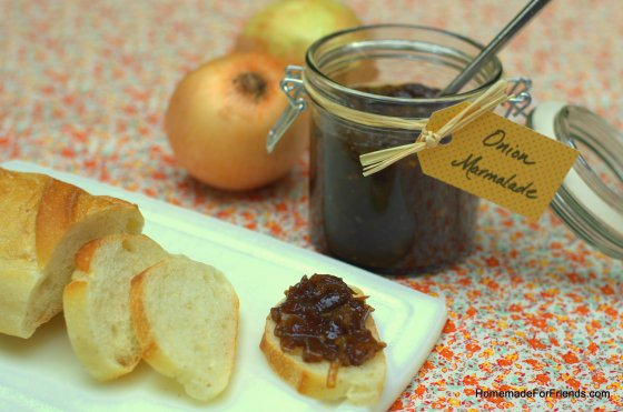 This marmalade is so versatile it will taste great on anything!