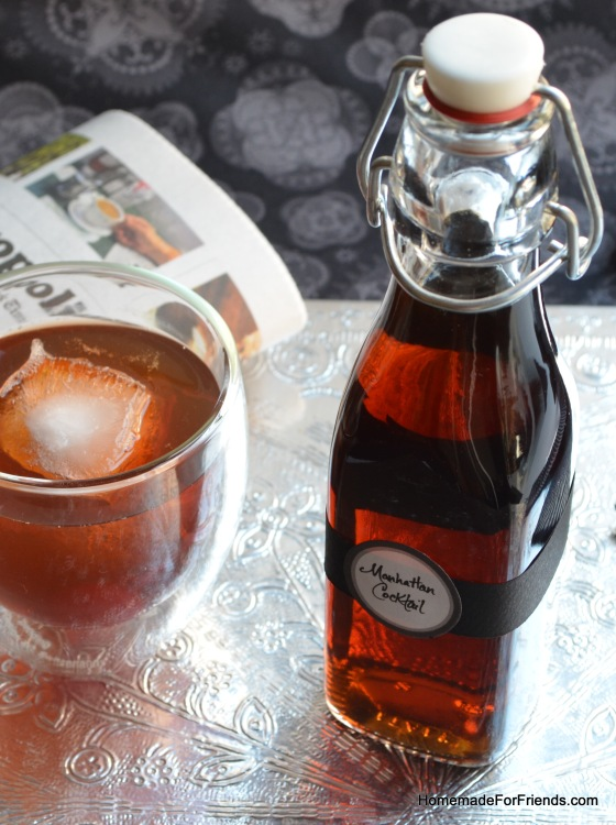 Become the most interesting man in the world with this cocktail.