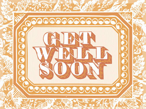 Get Well Soon Label from JustSomethingIMade.com