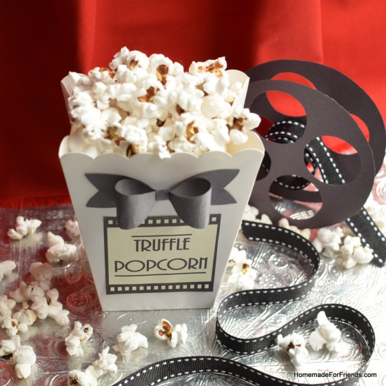If you've never tasted the earthy flavor of truffles, then this recipe for Truffle Popcorn is a great way to try it out!