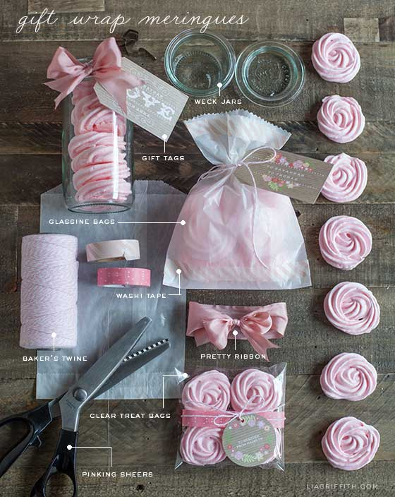 A great set of gift wrapping ideas from Lia Griffith!