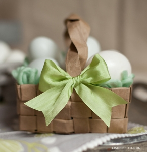 Easter Basket by liagriffith.com