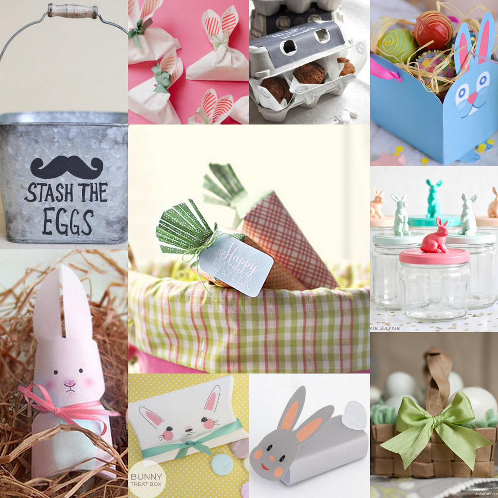 Ten great ideas for easter gift packaging homemade for friends ten great ideas for easter gift packaging negle