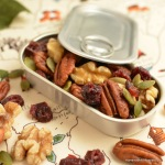 Mega Omega Trail Mix: A healthy recipe full of Omega-3's for people on the go!